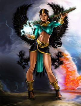 Diablo 2 Sorceress