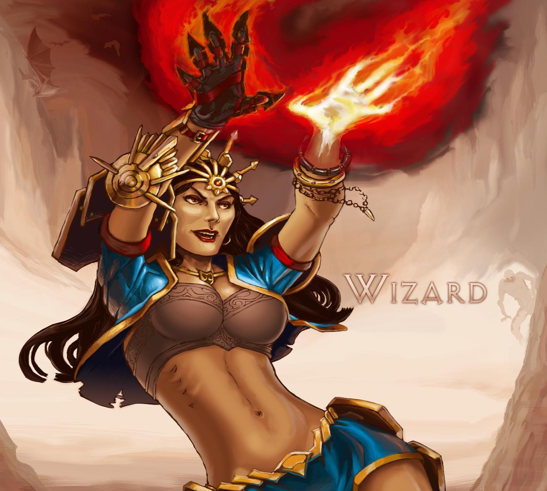 Diablo 3 wizard female naked hentay tube