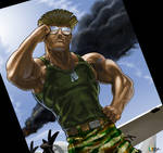 Street Fighter characters: Guile