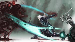 Necromancer Unleahsed by EnriqueNL