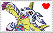 Gabumon Fan - Stamp by ForbiddenZodiac