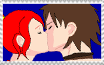 FireMaker X Courageous Fan - Stamp (Request) by ForbiddenZodiac