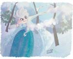 Snowfight- part 1