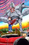 Iron Giant commission