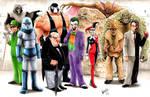 Batman's Rogues Gallery