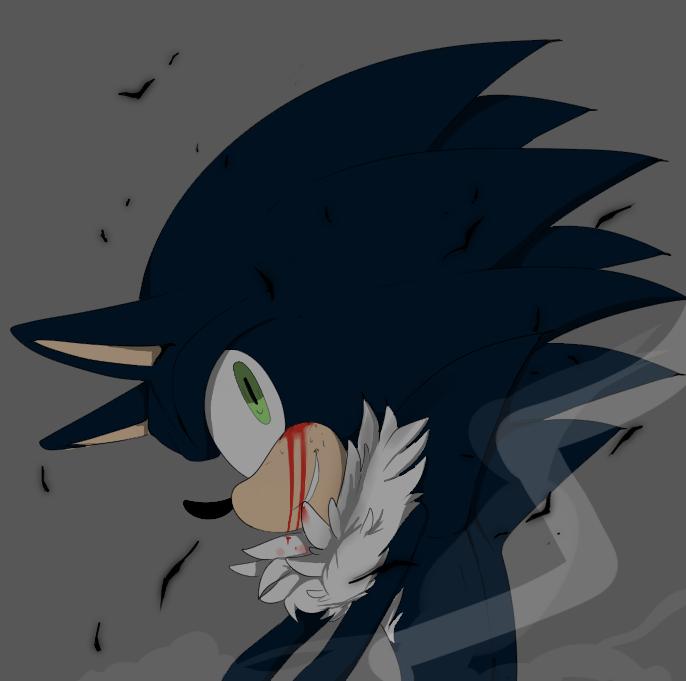 Nightmare Sonic By NiKazt On DeviantArt