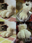 wolf feet paws (part-2)