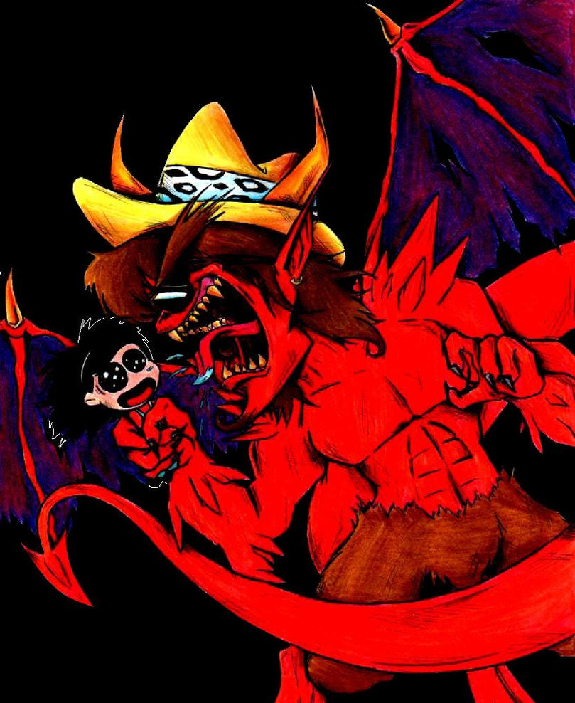 Devil Dross by tavini1