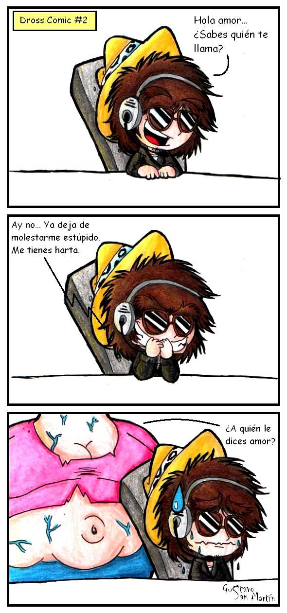 Dross Comic 2 by tavini1