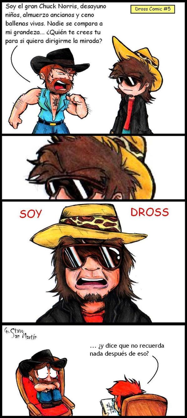 Dross Comic 5 by tavini1