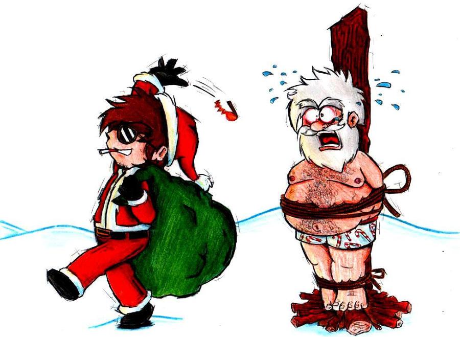 Fan Art viejo - Navidad by tavini1