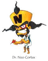 Dr Neo Cortex by tavini1