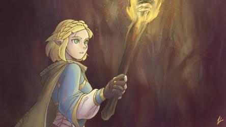 Zelda by i4nc