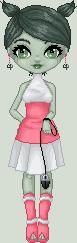 DA Doll Chat Mascot by mokia-sinhall