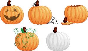 Pumpkin Patch by mokia-sinhall