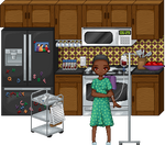 Kitchen Experiments by mokia-sinhall