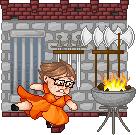 Mrs. Blaze Orange by mokia-sinhall