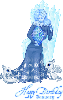 Mother of Ice Dragons by mokia-sinhall