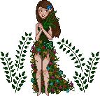 Flower Dress by mokia-sinhall