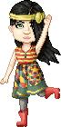 Pattern Dress by mokia-sinhall