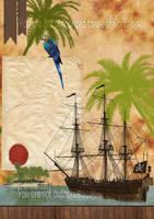 Pirate Theme Poster