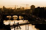 River Liffey, Dublin Sunset