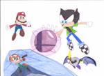 Jack in Super Smash Bros.