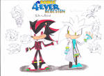 Shadow and Silver in My Redesign
