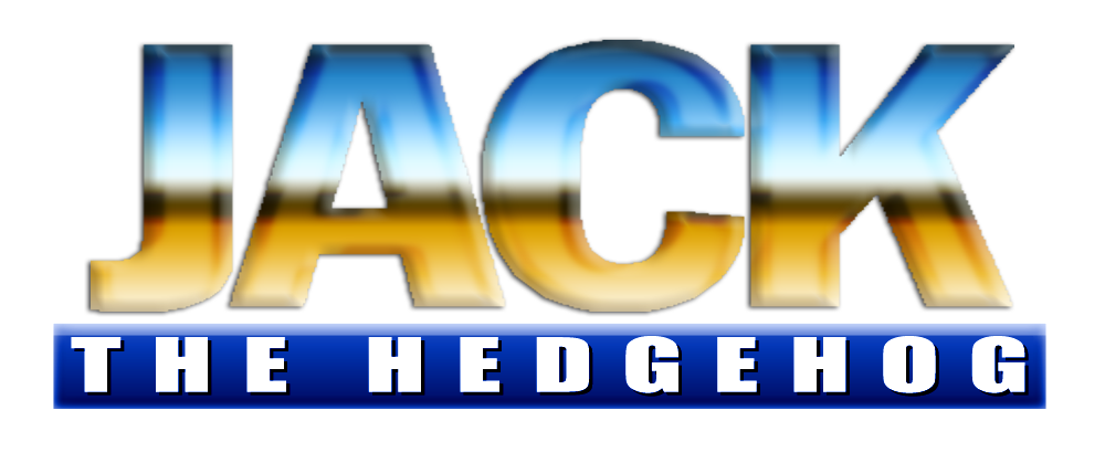 Jack the Hedgehog Logo by sonic4ever760