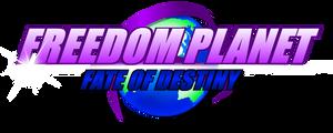 Freedom Planet: Fate of Destiny Logo by Jack-Hedgehog