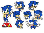Sonic Face Expression