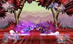 Lilac vs Lilac Black (Re-Match)