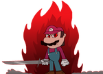 Devil Mario (from Power Star)