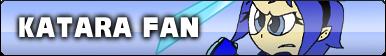Katara Fan Button
