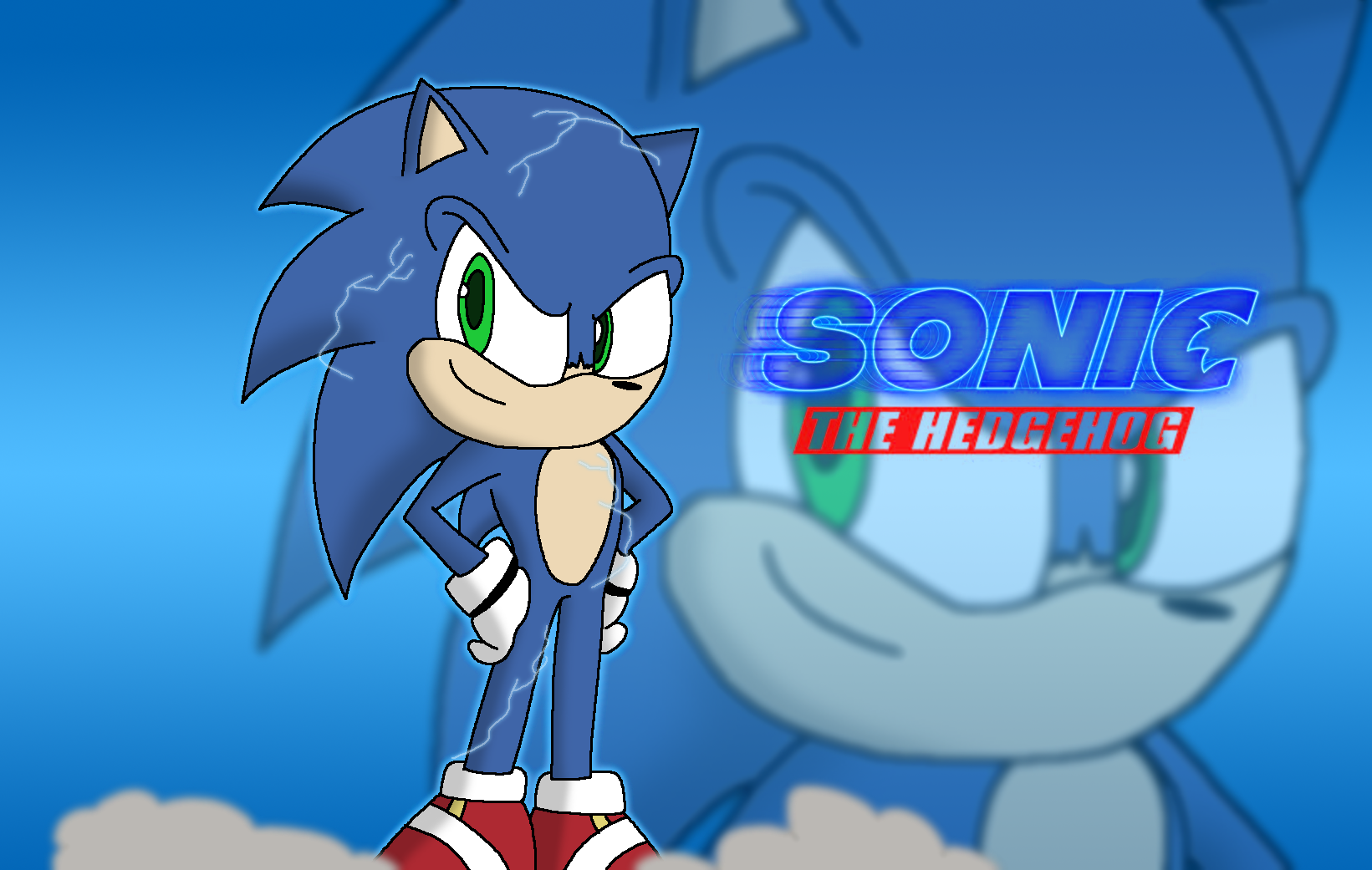 Sonic Movie 2020 By Jack Hedgehog On Deviantart