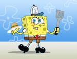 Another SpongeBob Drawing