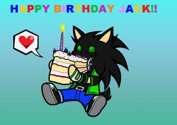 Jacks Birthday Cake (by Official Metalxser)
