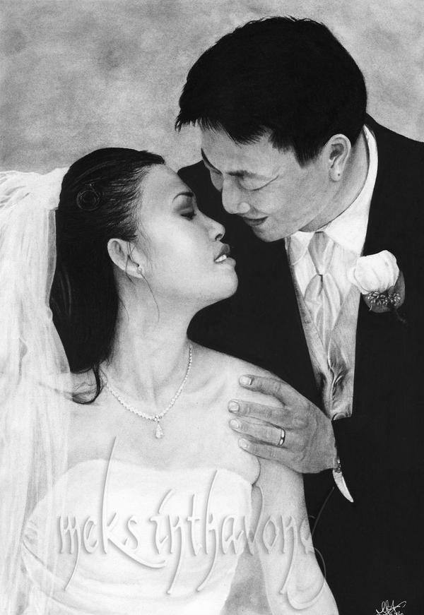 ChanTea's Wedding by disdaindespair