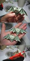 Bat $ Origami
