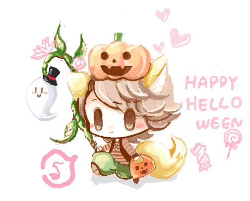 helloween 1 by curamix666