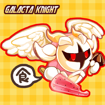 Galacta Knight by curamix666