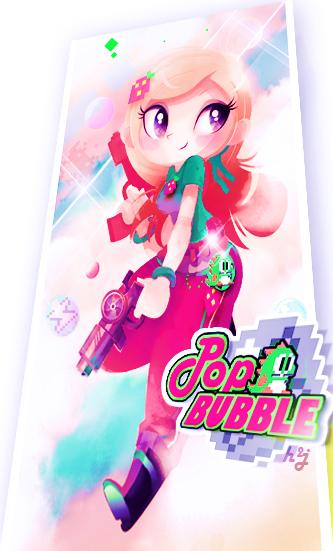 bubble gun by h2j