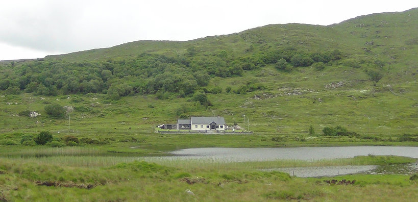 Connemara national park (ireland) by h2j