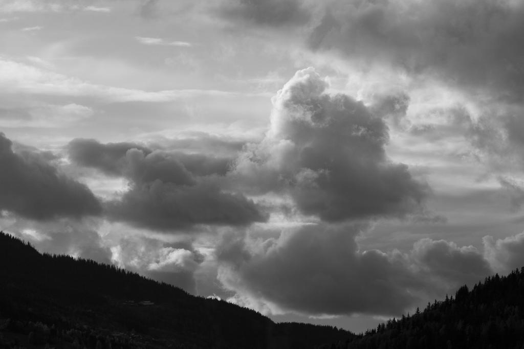 cloudy sky by h2j