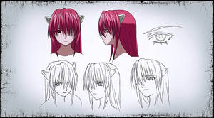 Lucy character sheet 2 by avatarviola