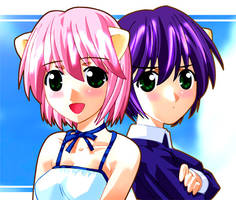 Nyu and Nana manga by avatarviola