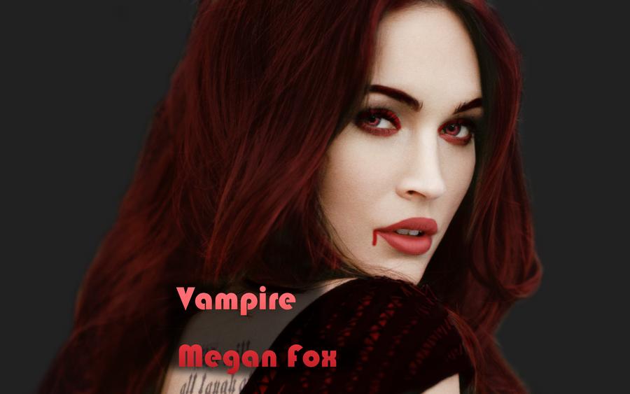 меган фокс вампир фото