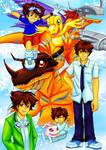 Digimon // Taichi