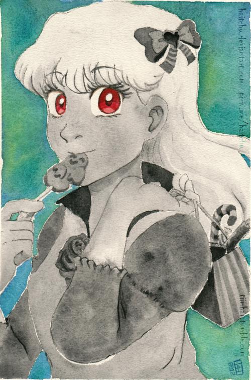 Candy by haitchu