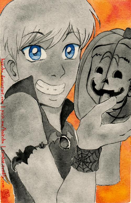 Pumpkin by haitchu